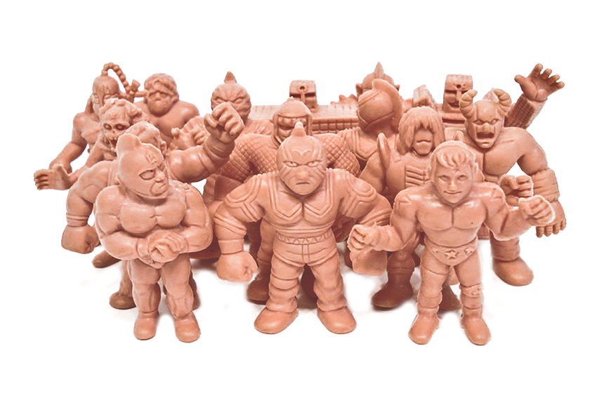 KINNIKUMAN (キン肉マン) - Exogini, 1983 Bandai, Japan
