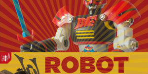 manifesto mostra robot fever