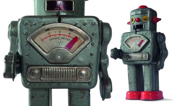 Pagine libro Robot Fever 3