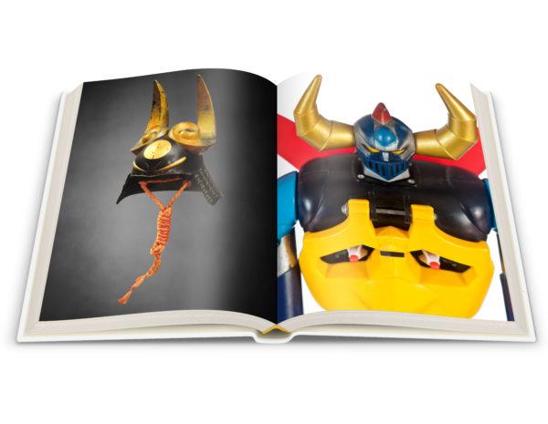 Pagine libro Robot Fever 4