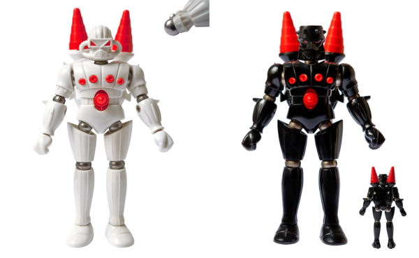 Pagine libro Robot Fever 9